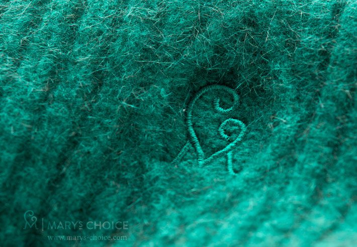 Mary's Choice - Embroidered Logo